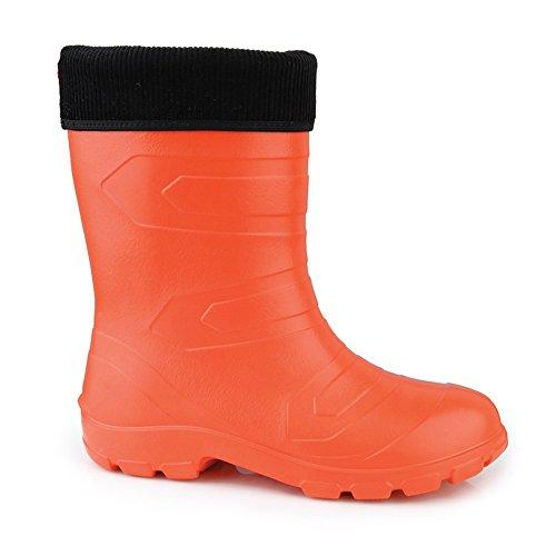 KREXUS Women's Welly Print Wellington Boots EVA