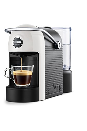 LAVAZZA A Modo Mio Jolie, Kapsel-Kaffeemaschine,1250 W, 10 Bar, Jolie-weiß