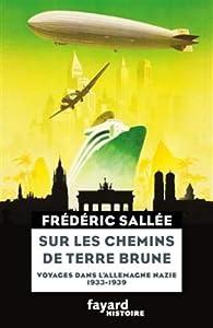 Sur les chemins de terre brune par Frédéric Sallée