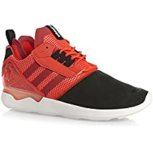 wholesale dealer ee87c 249fc adidas  ZX 8000 Boost  Calzado deportivo - rojo negro, hombre, 44