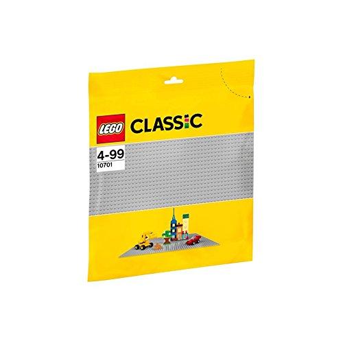 LEGO Classic 10701 1pieza(s) - Juegos de construcción (Niño/niña, Gris, Clásico)