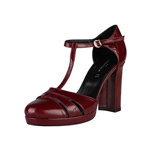 Scarpe Made In Italia CLOE_BORDO Rosso
