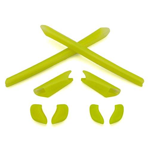 Revant MaxGrip® Gummiset für Oakley Half Jacket - Glow in the Dark (Green)
