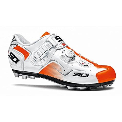 Sidi Cape - Chaussures - noir 2017 chaussures vtt shimano blanc/orange verni