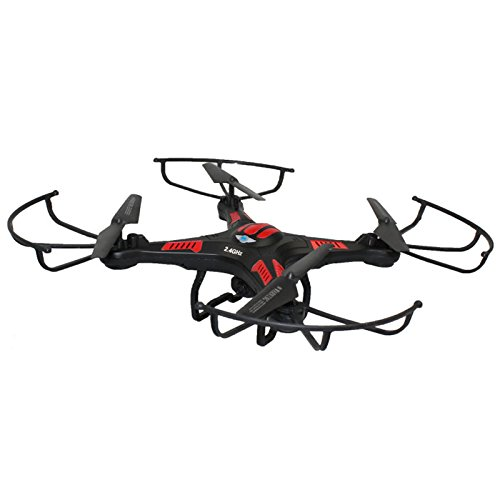 Flying Gadgets X-CAM Quadcopter Drone + HD Camera - Mini Drone with Camera - Get the fulfilled Caning Quadcopter Drone for kids