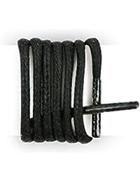 Meslacets - Lacets chaussures ville ronds et fins coton 75CM