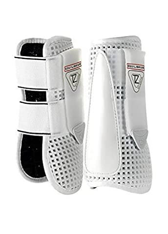 Equilibrium Tri-Zone Horse Open Fronted Boots -
