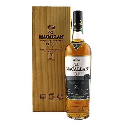 Macallan Fine Oak Scotch Whisky 70 cl