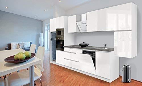 Respekta grifflose Küchenzeile