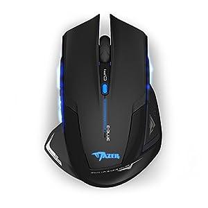 E-Blue ems152bk Gaming-Maus schwarz