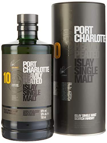 harlotte Scottish Barley 10 Jahre Single Malt Whisky (1 x 0.7 l) ()