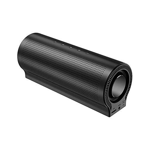 M2 Bluetooth-Lautsprecher: Genießen Sie den 360 ° Surround-Sound zu Hause, im Freien oder unterwegs - die leistungsfähigste tragbare 18-W-Audio-Karte mit 16 GTF