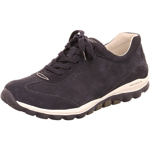Gabor Shoes Gabor Comfort 6696846, Scarpe stringate basse casual donna Blau