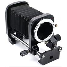 Nicna Macro lente de fuelles para Nikon D70 D40 D700 D300 D200 ... etc.