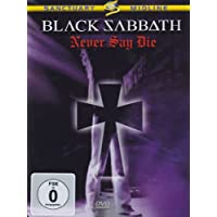 Black Sabbath - Never say die - Never Dies