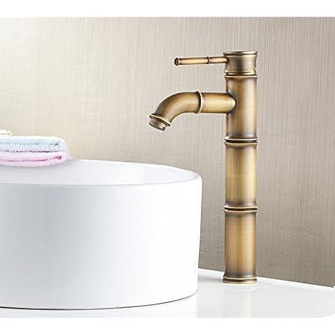 LIVY Antico continentale contatore bacino rubinetto lavabo