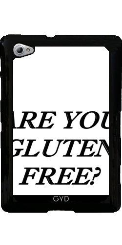 Hülle für Samsung Galaxy Tab P6800 - Glutenfrei Essen Gesund by WonderfulDreamPicture