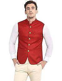 Red Tape Men's Waistcoat