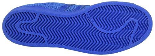 adidas Superstar, Scarpe da Ginnastica Unisex – Adulto Blu (Blubir/Blubir/Blubir)