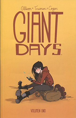 Giant Days 1 (Linea Infinite) por John Alisson
