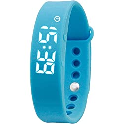 student Intelligent motion step counter function wrist watch