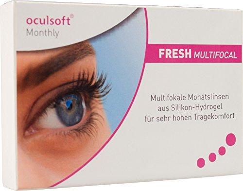Oculsoft Multifokallinsen Monthly Fresh  im Test