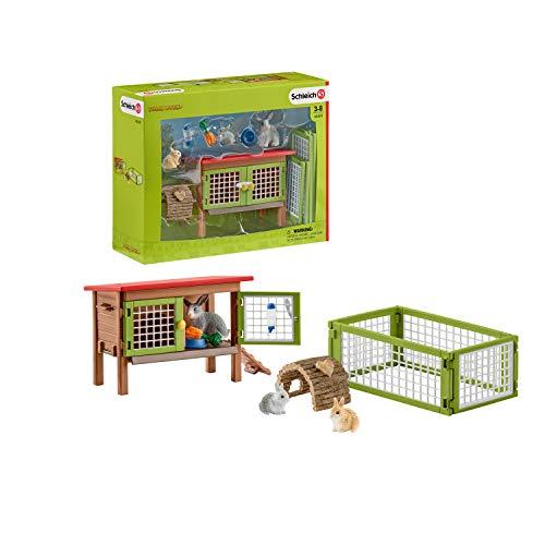 Schleich- Stalla dei Conigli, 42420