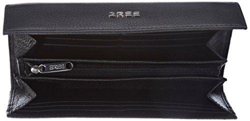 BREE Collection  Nola 100, Portemonnaies femmes Noir - Noir (noir 900)
