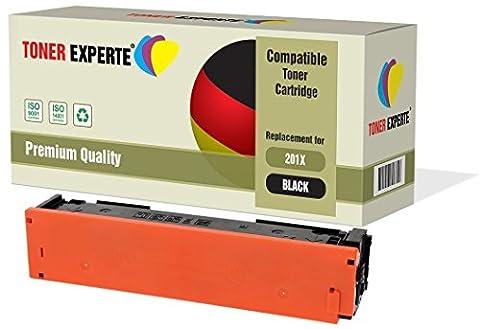 TONER EXPERTE® Compatible CF400X / 201X Noir Cartouche de Toner pour HP Color LaserJet Pro M252dw, M252n, MFP M277dw, MFP M277n
