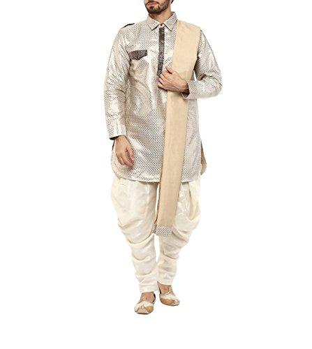 Yepme Men's Blended Pathani Suit - Ypmekurt0197-$p
