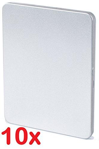 10-x-blu-ray-guscio-in-metallo-blu-ray-steel-book-in-guscio-per-blu-ray-film-blu-ray-disc-cd-di-dvd-