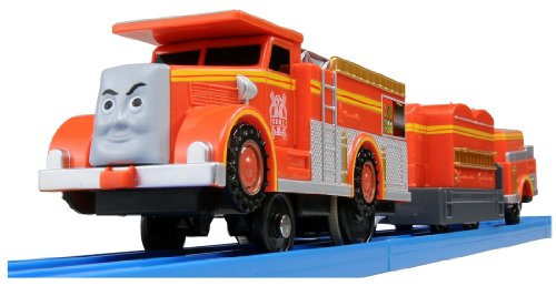 Plarail - TS-19 Plarail Fire engine Flynn (Model Train)