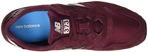 New Balance 373, Scarpe da Corsa Uomo Rosso (Burgundy 512)