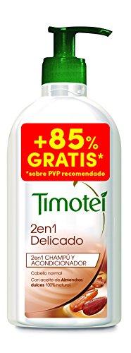 Timotei 2 en 1 Champú Delicado con Almendras - 0