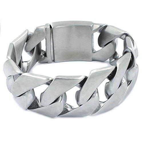 Bishilin Edelstahl Armband