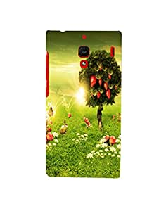 Aart 3D Luxury Desinger back Case and cover for Redmi 1S created by Aart store