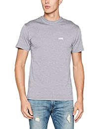 Vans Men's Left Chest Logo Tee T-Shirt