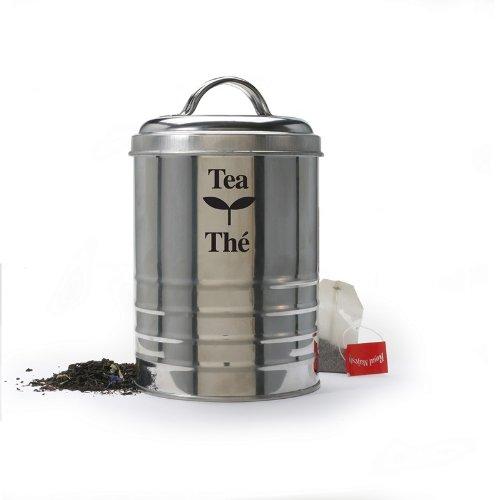 Inox 14 g Boîte à thé