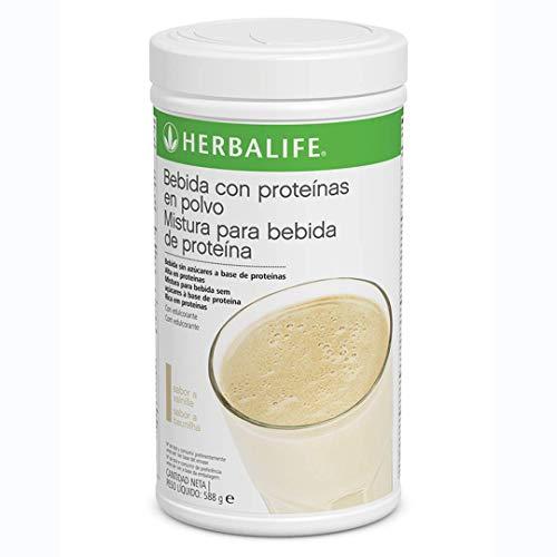 Herbalife Vanille Vitamine (HERBALIFE Protein pulver 588 gr. (Vanille))