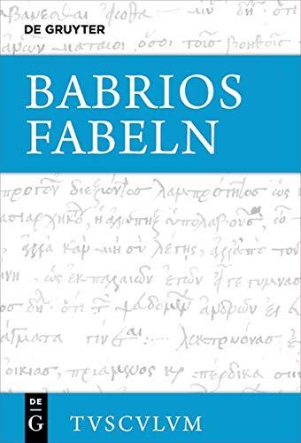 Fabeln (Sammlung Tusculum)