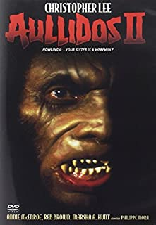 Aullidos 2 DVD 1985 Howling II: ...Your Sister Is a Werewolf