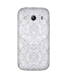 Random Pattern Samsung Galaxy Ace 4 Case