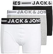 Jack & Jones Pantalones Cortos (Pack de 3) para N