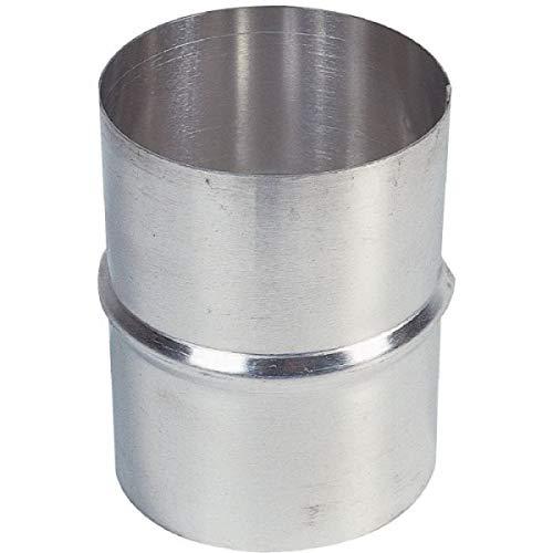 Jonction aluminium - Ø 150 mm - Pour VMC - Tolerie Emaillerie Nantaise