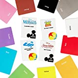 Disney Colourbrain: Magical Board Game for Families With Kids