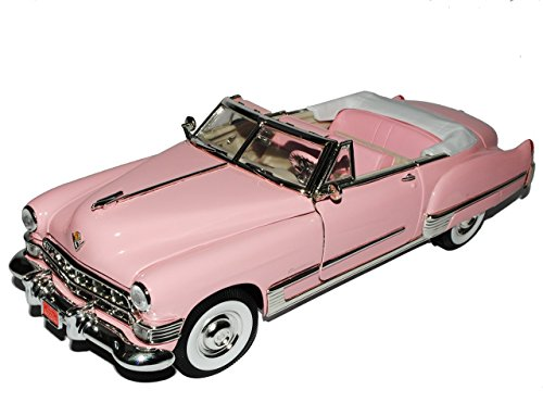 cadillac-coupe-deville-cabrio-pink-elvis-presley-1949-1-18-yatming-modell-auto-mit-individiuellem-wu