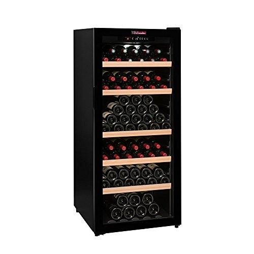 Cave à vin de vieillissement La Sommelière CTV177B par FRIO | 165 bouteilles - Température entre 5°C et 20°C | Design contemporain ...