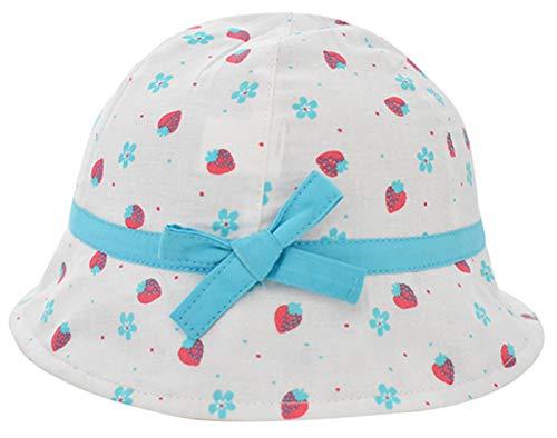 Happy cherry - Sombrero Pescador Bebés Niñas Suave
