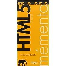 HTML 5 de Rodolphe Rimelé ( 5 mai 2014 )