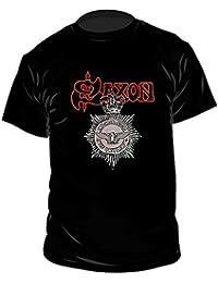 Saxon - T-Shirt - Homme